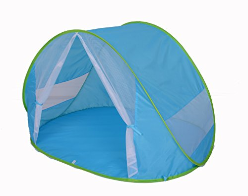 Best BABY beach tent sun shelter UV50+ OPTIMAL SHADE ...  sc 1 st  UK Sports Outdoors C&ing Hiking Jogging Gym fitness wear Yoga : baby sun shade tent - memphite.com