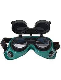 Soldadura frontal abatible gafas gafas de lentes - uso de soldadura, soldadura, incendio,