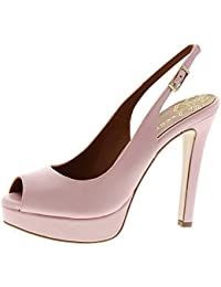 PEDRO MIRALLES Zapato Peep-Toe Nude 18801