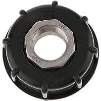 FLAMEER Tapa de Adaptador de Tanque de Agua Válvulas Suminstro Manualidad de Audio Video