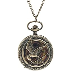Hunger Games Mockingjay Part 2 Watch Necklace