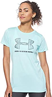 Under Armour Women's Tech SSC Graphic TEES AND T-SH