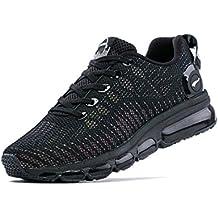 ONEMIX Hombre Zapatillas de Running Fitness Casual Zapatos