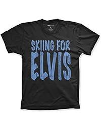Ski For Elvis T-Shirt