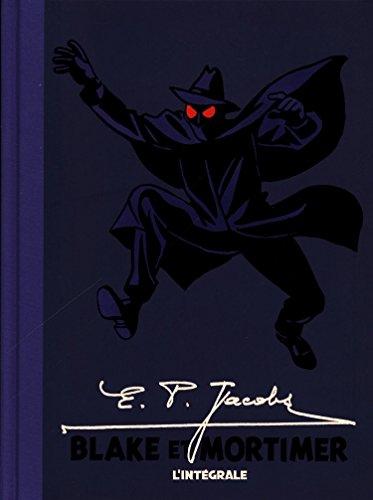 Blake & Mortimer - Intégrales - tome 6 - Intégrale complète Jacobs (L'Obs) par  Edgar P. Jacobs
