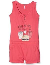 Lina Pink Ef.Burger.Cs.Mz, Ensemble de Pyjama Fille