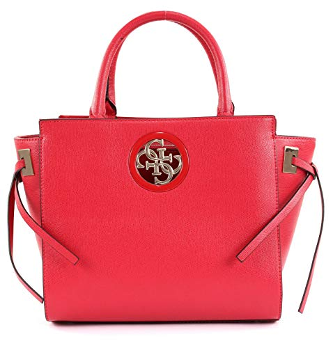 Guess Tasche OPEN ROAD CNY/Red VG718606 - Unten Rot Outlet