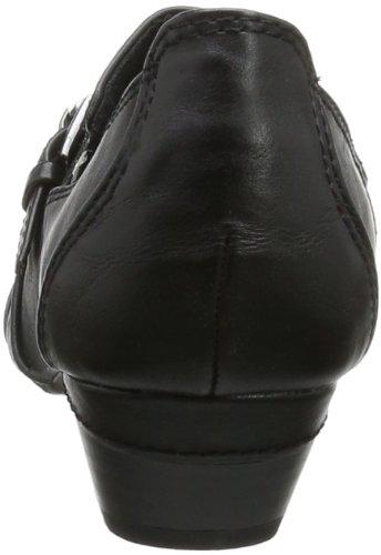 Marco Tozzi 2-2-24303-22, Scarpe chiuse donna Nero (Schwarz (BLACK 001))