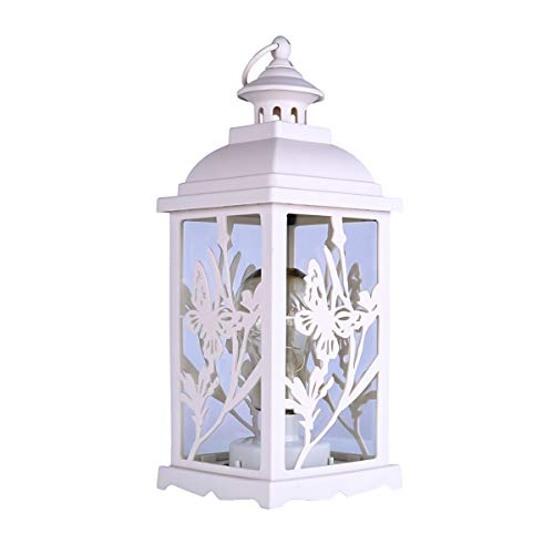 Weihnachtsbirne Laterne 10 LEDs Kupferdraht String Licht dekorative Lampe für Home Party Festival (Color : 03#(Bulb Lantern)) -