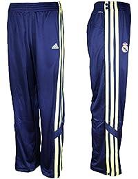 adidas Adibreak RM Pnt 2.0 Real Madrid ClimaLite Trainingshose Sport Hose Navy