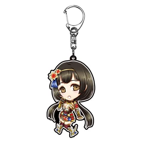 The only character Samurai Warriors acrylic keychains Chronicle 2nd (2)