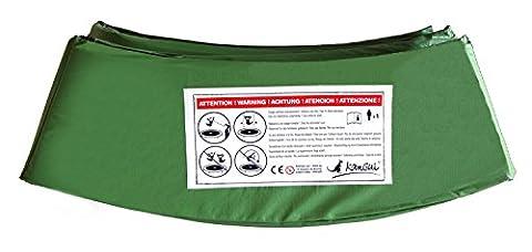 Bache Protection Trampoline - Kangui - Coussin universel pour trampoline Ø