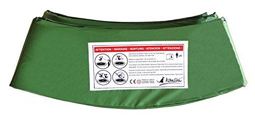 Kangui - Coussin de Protection pour Trampoline Ø 360 cm
