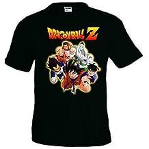 Camiseta Dragon Ball Z - Team1 - (Talla: 5-6 años)