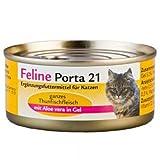 Feline Porta 21 | Ganzes Thunfischfleisch mit Aloe Vera |24 x 90 g