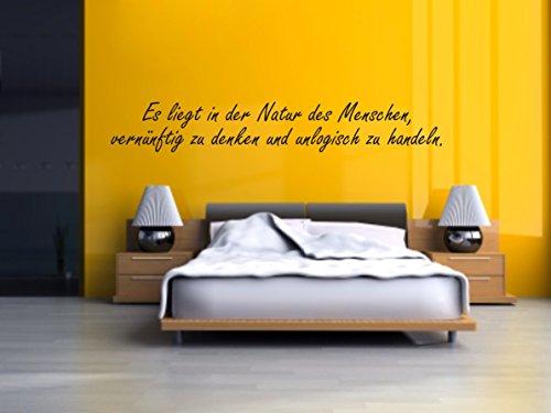 shirtstown-adesivo-da-parete-e-nel-della-natura-umana-ragionevole-di-pensare-e-vinile-argilla-marron