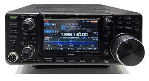 HAMRADIOSHOP iCOM IC-9700 1444301200 MHz Base Transceiver Icom-transceiver