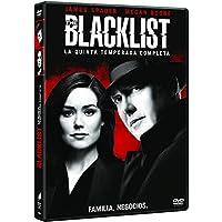 Tv The Blacklist: Temporada 5