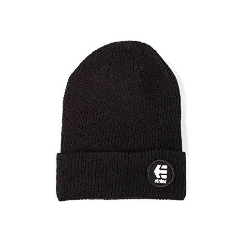 Etnies-Rook Snapback Hat, Color: Burgundy, Size: One Size