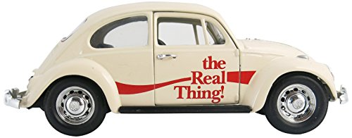 Coca Cola 01:24 Scala 1966 VW Beetle The Real Thing Model Car