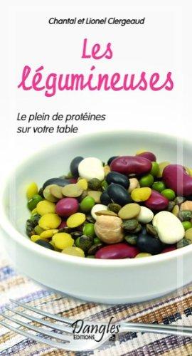 Les légumineuses sur votre table par Chantal Clergeaud