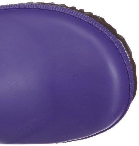 """Bisgaard """"WINTER"""" Unisex-Kinder Halbschaft Gummistiefel Violett (90 purple)"""