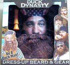 Willie Dynasty Kostüm Duck - Duck Dynasty Dress-up & Gear - Willie