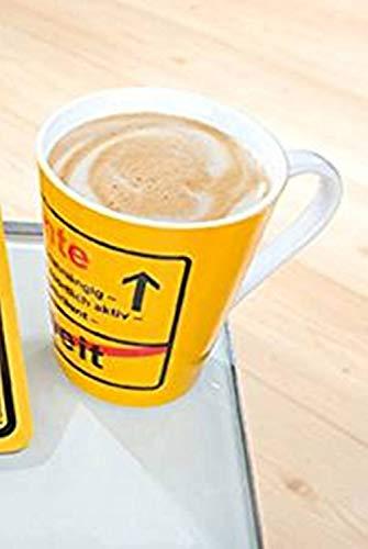 Kaffeetasse Tasse für Rentner Rente finanziell unabhängig