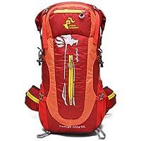 BBYaKi 50L L Rucksack Camping & Wandern Draußen Leistung Training Wasserdicht Tragbar Andere Nylon