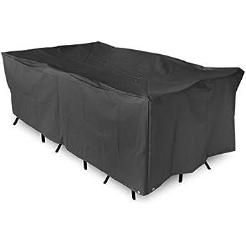 meubles de jardin housse de protection b che couverture cloche pour chaises de table de jardin. Black Bedroom Furniture Sets. Home Design Ideas