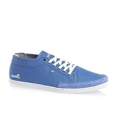 Boxfresh Herren Sparko WXD CNVS Schuhe - True Blau/Lt Grau Gr.42