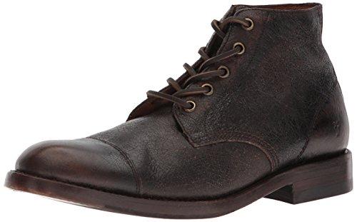 FRYE Men's Will Chukka Ankle Boot, Dark Brown, 7.5 Medium US (Herren Boot Stiefel Frye)