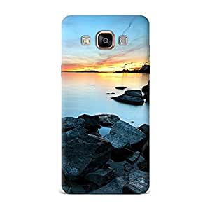 Samsung A5 Case, Samsung A5 Hard Protective SLIM Printed Cover [Shock Resistant Hard Back Cover Case] Designer Printed Case for Samsung A5 -4M-MP2339