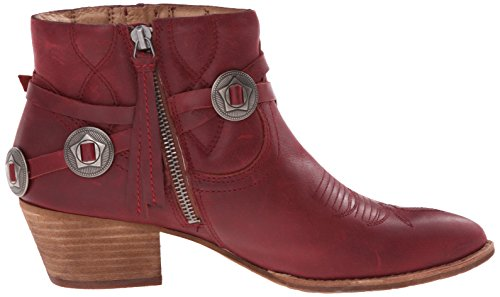 Dolce Vita Skye Cuir Bottine red