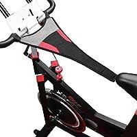 Gimnasios Ciclismo Bicicleta con Banda De Sudor Entrenador Red Transpirable Bicicleta A Prueba De Sudor Cinta De Entrenamiento Protección De Armazón B