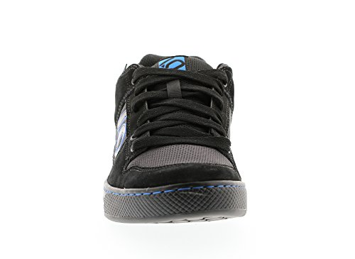Five Ten MTB-Schuhe Freerider Schwarz/Blau Black/Shock Blue