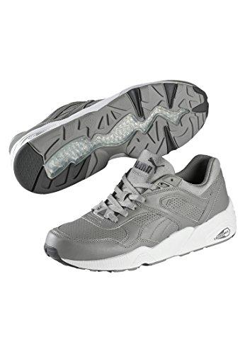Puma R698 360601 Sneaker, Unisex Adulto Grau
