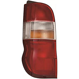 Hi-Ace 1996-2006 Powervan Rear Tail Light Lamp N/S Passenger Left