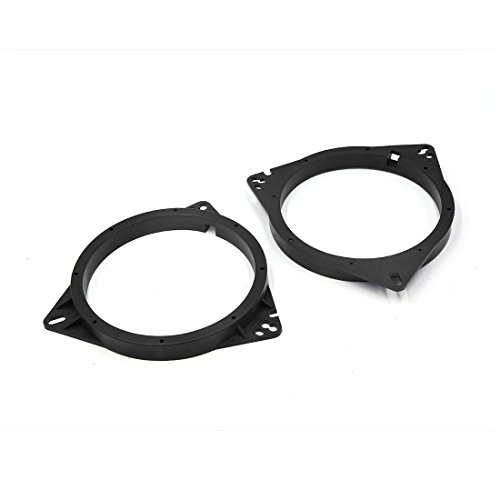sourcingmapr-2-pcs-65-dia-black-plastic-car-speaker-spacer-adapter-mount-bracket-ring-for-toyota-cro