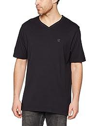 PJ T-Shirt 1/2 V-Ausschnitt, Camiseta para Hombre