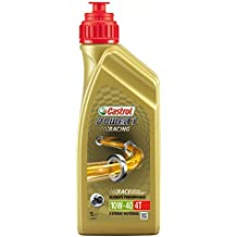 Castrol Power 14E94A  - Racing Aceite de Motores 10W-40 4T 1L (Sello inglés)