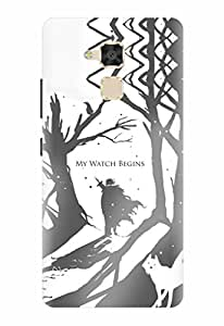 Noise Designer Printed Case / Cover for Asus ZenFone 3 Max ZC520TL / Patterns & Ethnic / Game Of Thrones Design