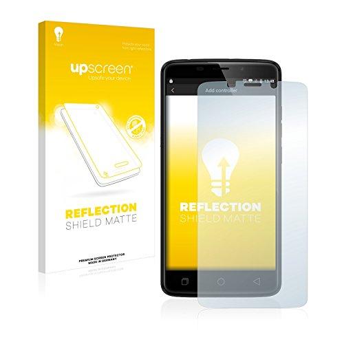 upscreen Matt Schutzfolie für Ulefone Vienna - Entspiegelt, Anti-Reflex, Anti-Fingerprint