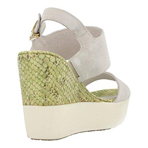 Sandali e infradito per le donne, colore Verde , marca STONEFLY, modello Sandali E Infradito Per Le Donne STONEFLY SAINT TROPEZ 7 Verde Verde