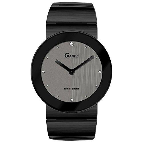 Garde analogico orologio da polso elegante da donna, bracciale in acciaio...