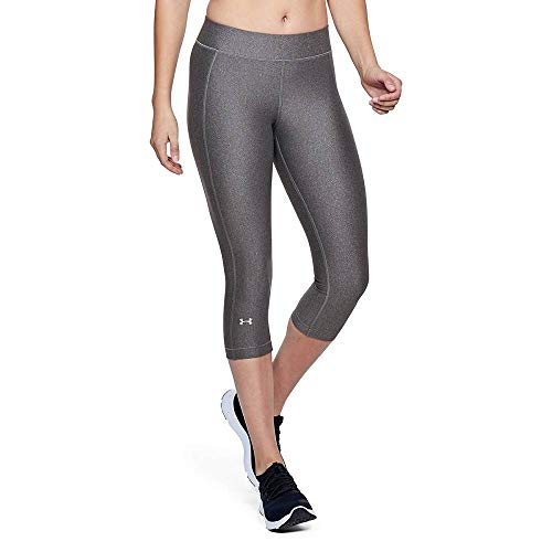 Under Armour UA HG Armour Capri Pantaloni Compressione Donna