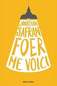 vignette de 'Me voici (Jonathan Safran Foer)'