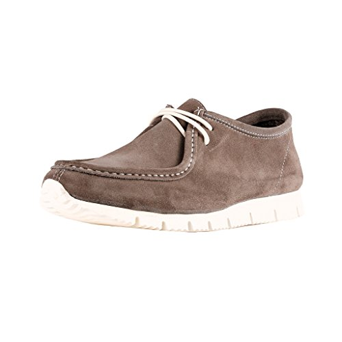 Made In Italia  Fabrizio, Mocassins pour homme Taupe