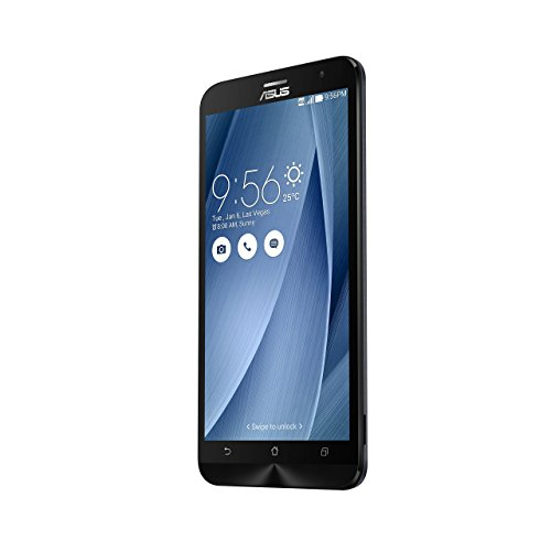 Asus Zenfone 2 ZE551ML - Smartphone Libre Android (Pantalla 5.5', cámara 13 MP, 32 GB, Quad-Core 2.3 GHz, 4 GB RAM,...