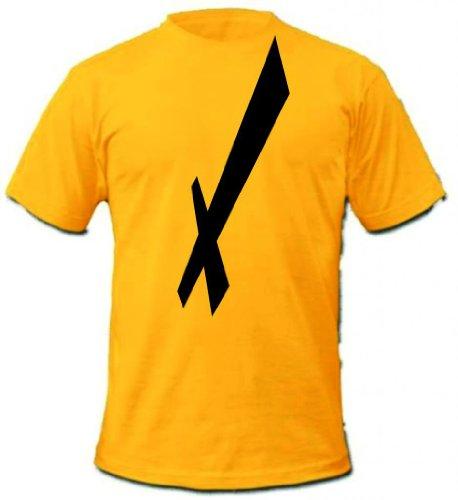 MAKZ - T-shirt de sport - Femme Jaune